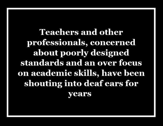 What Educators Know About Teaching >> What Educators Know About Teaching Young Children But Policymakers